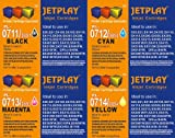 T 715 MULTIPACK - JETPLAY COMPATIBLE Ink Cartridges for Epson Stylus SX610FW -Also Compatible With Stylus D120, D78, D92, DX4000 DX4050, DX4400, DX4450, DX5000, DX5050, DX6000, DX6050, DX7000, DX7400, DX7450, DX8400, DX8450, DX 9400F, S20, S21, SX100, SX