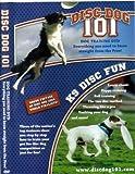 Disc Dog 101 Dog Training DVD