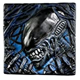 Aliens Vs Predator Wall Decor Alien 13 inches x 13 In