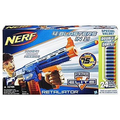Nerf N-Strike Elite Retaliator Value Pack from Hasbro - Import