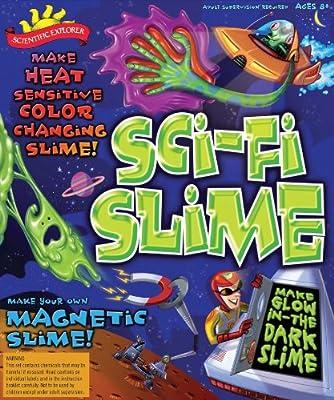 POOF-Slinky - Scientific Explorer Sci-Fi Slime Science Kit, 0SA224 from Scientific Explorer