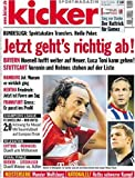 Kicker Sportmagazin - Monday & Thursday