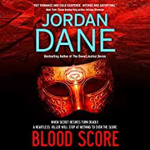 Blood Score (       UNABRIDGED) by Jordan Dane Narrated by James Patrick Cronin