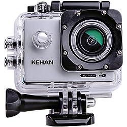 Kehan C60 16MP Mini Wi-Fi Action Camera