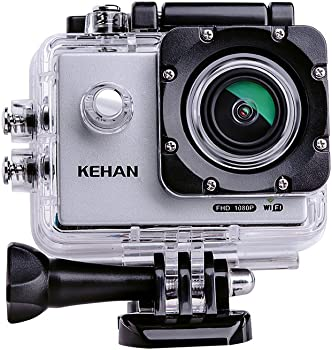 Kehan C60 16MP Action Camera