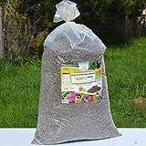 Agro Sens - Engrais biologique de ferme, fientes de poules pondeuses. Sac de 25 kg