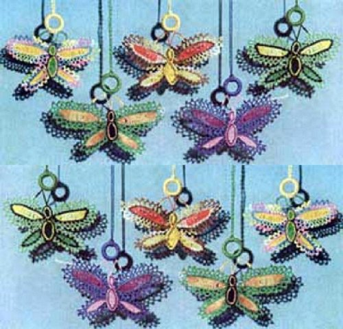 Bookmark Patterns -- Free Crochet Bookmark Patterns