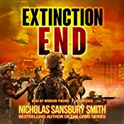 Extinction End: The Extinction Cycle, Book 5 | Nicholas Sansbury Smith