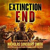 Extinction End: The Extinction Cycle, Book 5 | Nicholas Sansbury Smith