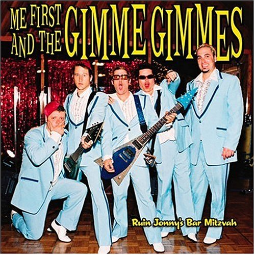 Me First and the Gimme Gimmes - Ruin Jonny