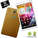 Indigi® GOLD Android 4.2 Tablet PC 7in Dual Core HDMI Leather Back WiFi + 32GB micro SD review