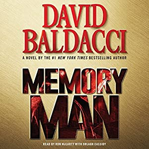 Memory Man Audiobook