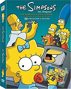 The Simpsons: The Complete Eighth Season (Bilingual)