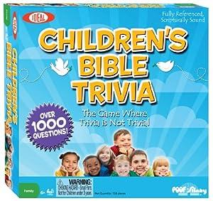 POOF-Slinky 0C911 Children s Bible Trivia