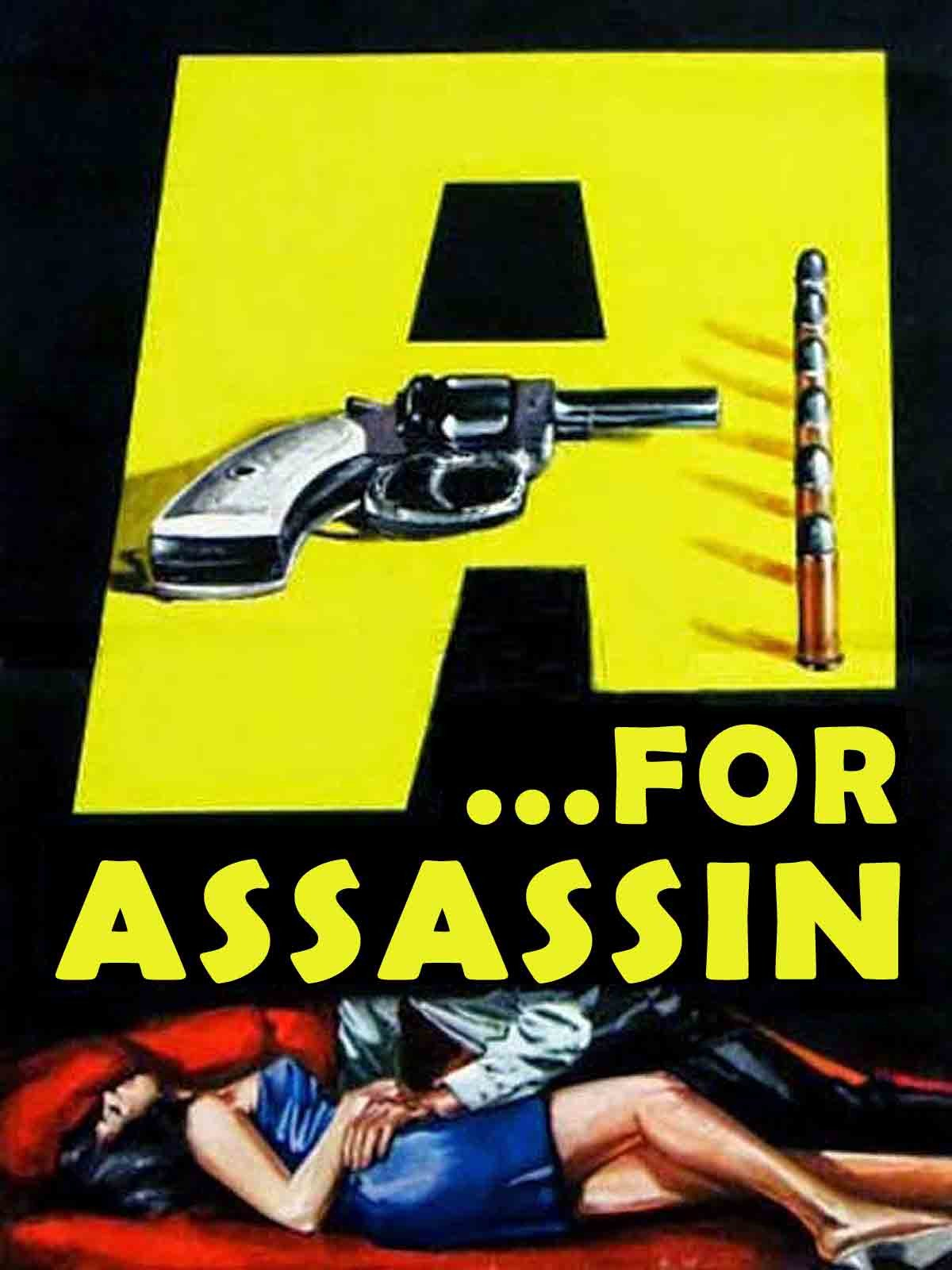 A. For Assassin on Amazon Prime Video UK