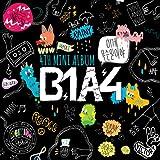 B1A4 4th Mini Album - これはどういうことだ(韓国盤) (韓メディアSHOP購入特典付き/特典詳細は商品説明参照/トレカ&ステッカー&写真)
