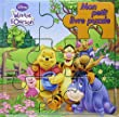 Winnie l'ourson : Mon petit livre puzzle