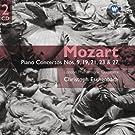 Concertos Pour Piano N�9, N�19, N�21, N�23, N�27