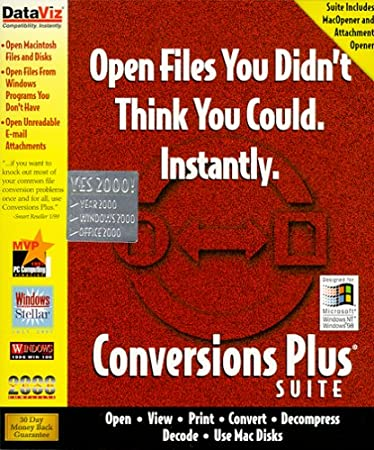 Conversions Plus 5.0 (5-pack)