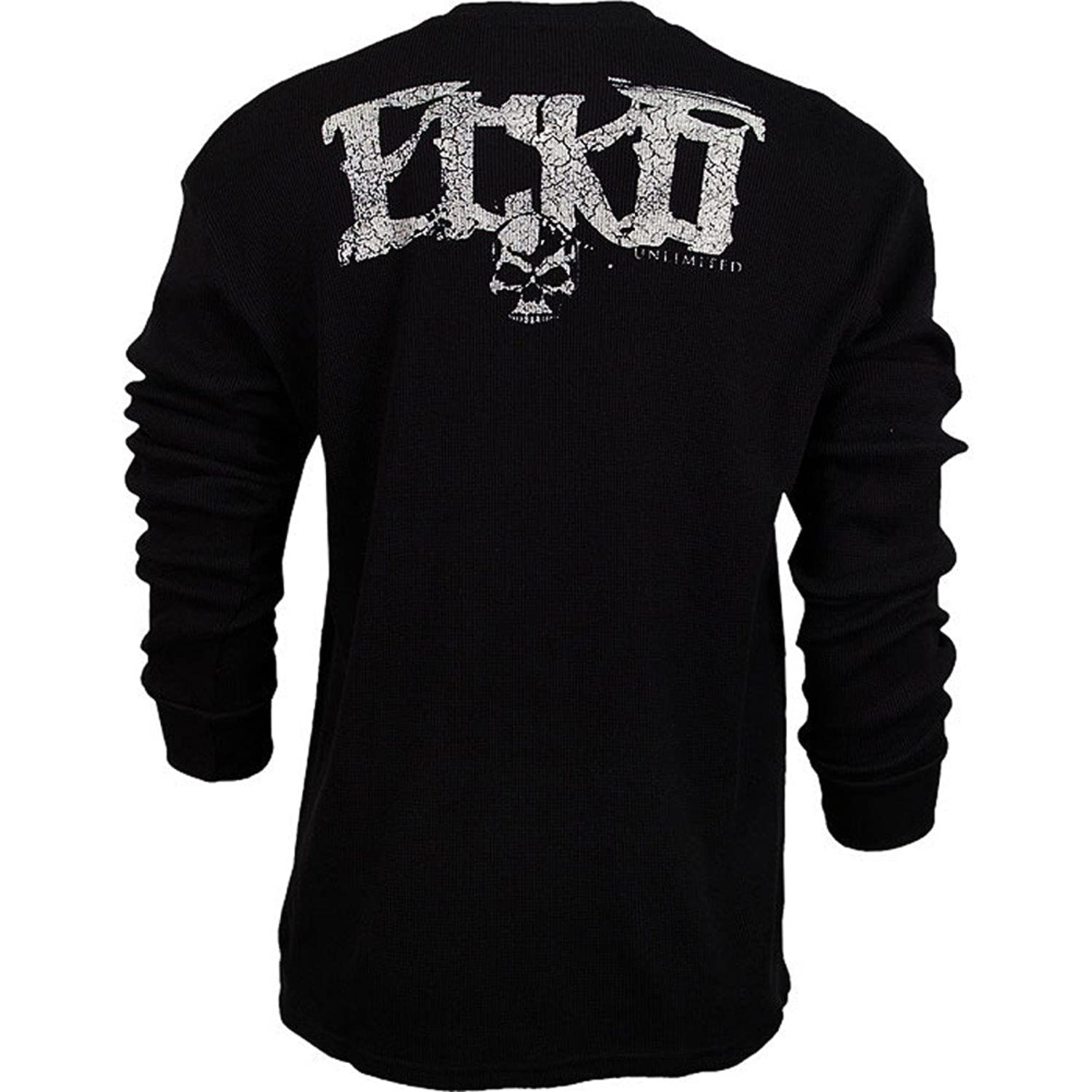 Ecko Unltd. Back Up Men's MMA Long Sleeve Thermal Shirt
