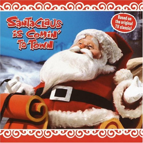 Santa Claus is Coming to Town (Look-Look) (Paperback)