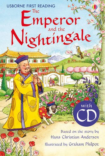 The emperor and the nightingale. Con CD