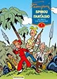 Spirou et Fantasio, l'intégrale tome 1 : Les débuts d'un dessinateur