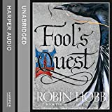 Fool's Quest: Part 1: Fitz and the Fool, Book 2 (Unabridged)