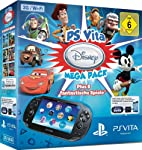 PlayStation Vita Wi-Fi/3G inkl. Mega Pack Disney