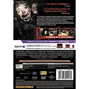 Catacombes [Édition DVD + Blu-ray]