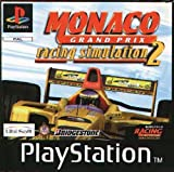 Monaco Grand Prix Racing Simulation
