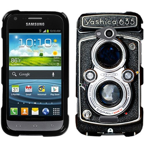 Samsung Galaxy Victory Vintage Old Yashica Camera 635 Phone Case Cover