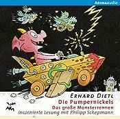 Das große Monsterrennen (Die Pumpernickels 3) | Erhard Dietl