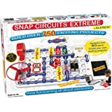 Snap Circuits Extreme SC-750 Electronics Discovery Kit, Frustration Free Packaging