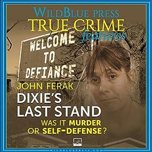 Dixie's Last Stand Audiobook