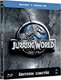 Jurassic World (Edition limitee Steelbook) - Combo Blu-ray + Copie digitale [Blu-ray]                   [Blu-ray + Copie digitale - Édition boîtier SteelBook]