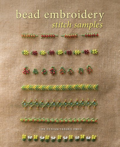 Bead Embroidery Stitch Samples PDF