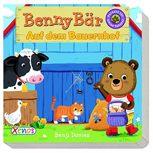 Benny Bär auf dem Bauernhof: Perfekt für kleine Tatzen!