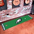 "Fan Mats 9025 NFL - Philadelphia Eagles 18"" x 72"" Putting Green Mat"