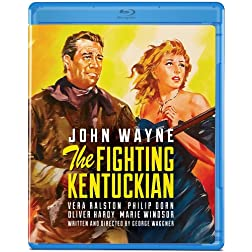 Fighting Kentuckian [Blu-ray]