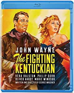 Fighting Kentuckian [Blu-ray]