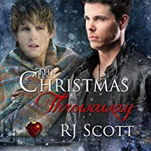 The Christmas Throwaway (       UNABRIDGED) by RJ Scott Narrated by Sean Crisden