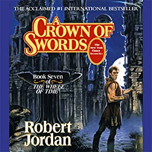 A Crown of Swords Hörbuch