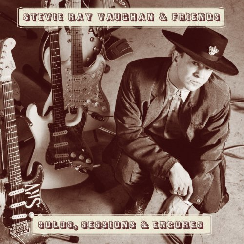 Solos Sessions & Encores by Vaughan, Stevie Ray (2007) Audio CD by Stevie Ray Vaughan