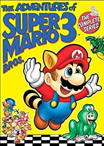 As Aventuras de Super Mario Bros 3 - Animação Torrent