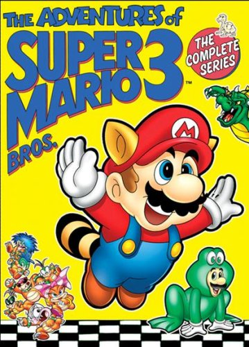 Cover art for  The Adventures of Super Mario Bros. 3: The Complete Series