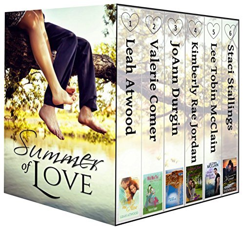 summer of love six christian romance novels by beloved
