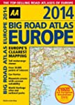 AA Big Road Atlas Europe 2014 (Intern...
