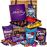 Cadbury Chocolate Basket by Cadbury Gifts Direct