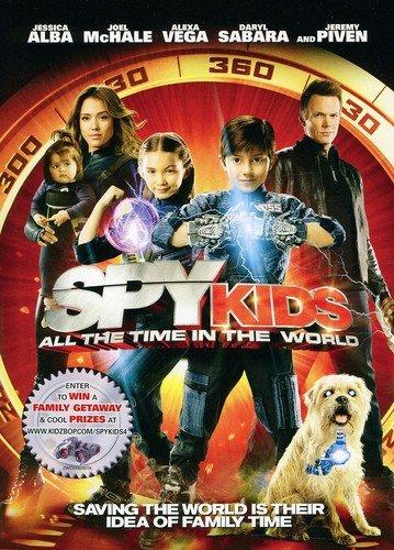 DVD : Spy Kids 4 (DVD)